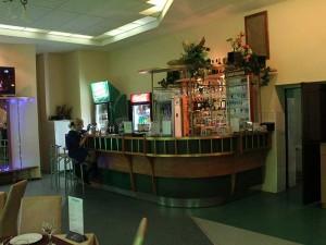 Кафе Чебуречная, барная стойка ДО