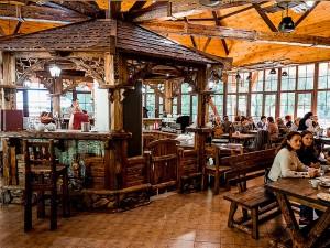 Интерьер кафе Лесная сказка